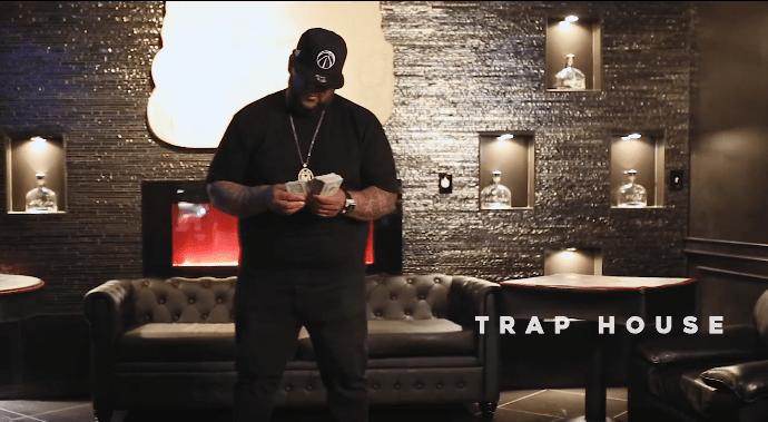 Fatz Da Big Fella Feat. Big G and Girard St. Garvey – Trap House (Video)