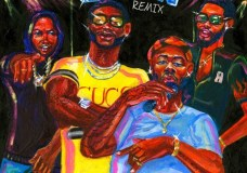GoldLink Feat. Gucci Mane, Shy Glizzy & Brent Faiyaz – Crew (Remix)