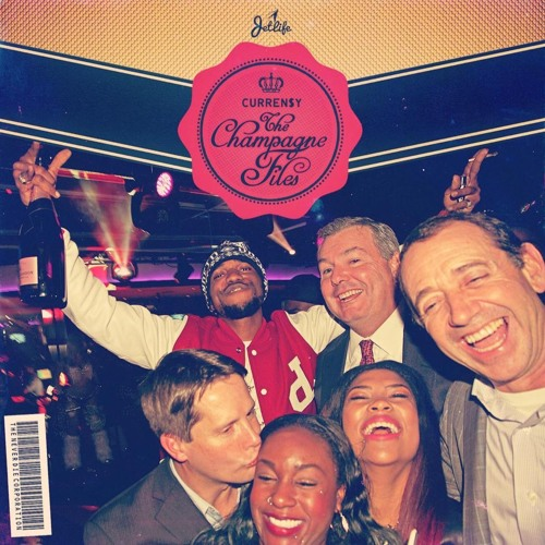 Curren$y – The Champagne Files (Stream)