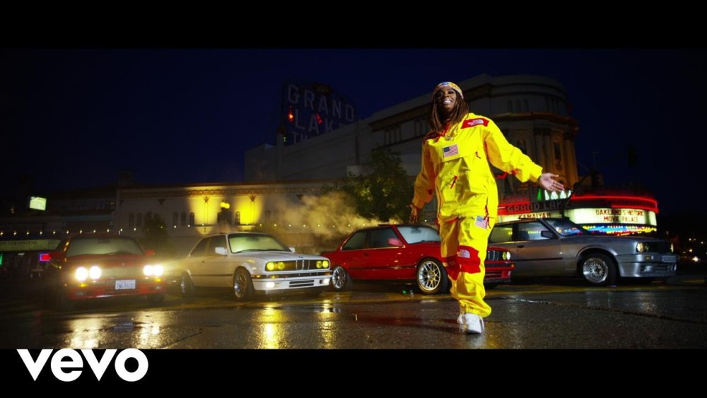 Kamaiyah – Build You Up (Video)