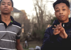 Simba Feat. Swipe Tooley – Young Niggas (Video)