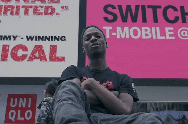 WillThaRapper – Too Too Much (Video)