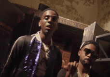 Zaytoven Feat. Young Dolph – Left Da Bank (Video)