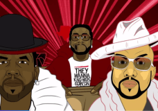 Big Boi Feat. Gucci Mane & Pimp C – In The South (Video)