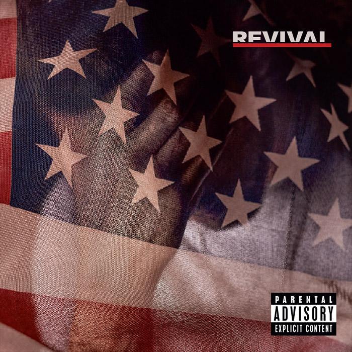 Stream Eminem's 'Revival'