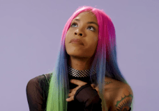 "Vevo Meets: Rico Nasty; ""Rojo"" (Video)"