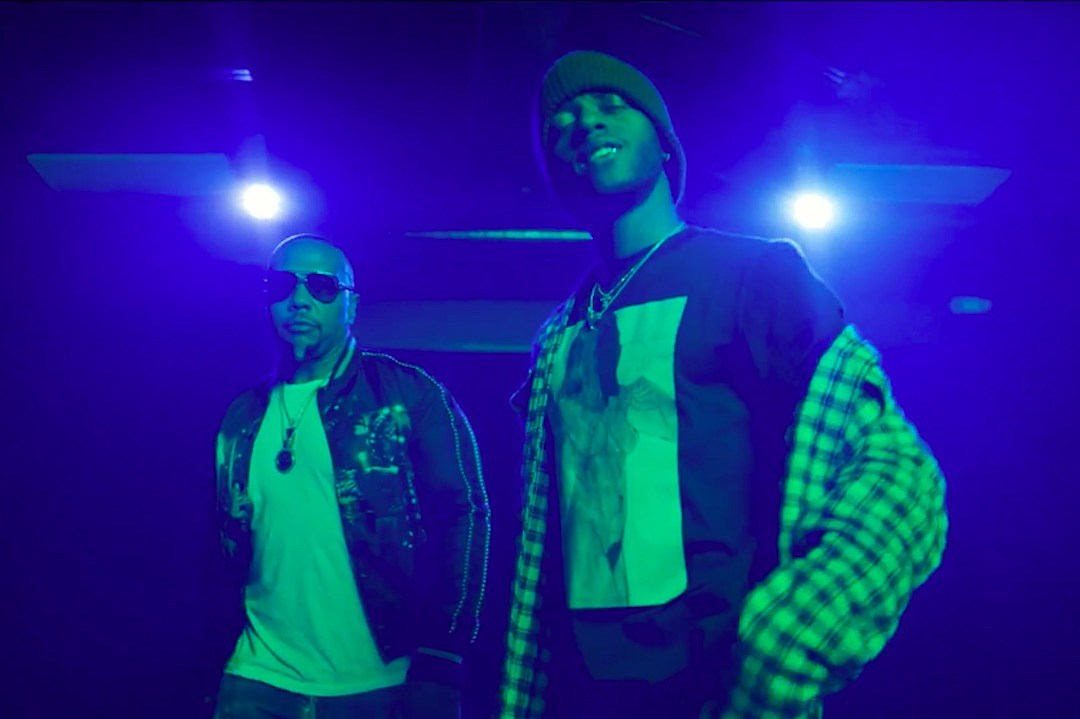 Timbaland Feat. 6LACK – Grab The Wheel (Video)