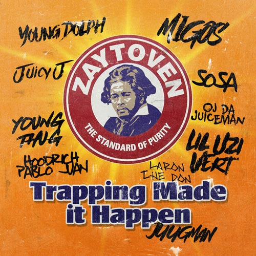 Stream Zaytoven's 'Trapping Made It Happen'