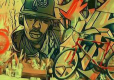 Stream Jason Santos' New Project, 'Best Rhymer On Bike'