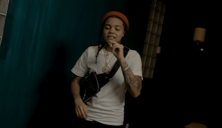 Young M.A – I Get The Bag Freestyle (Video)