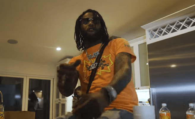 Hoodrich Pablo Juan Feat. Duke – Faygo Cream (Video)