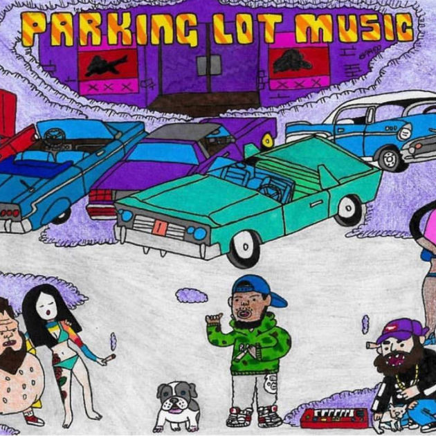 Curren$y – 'Parking Lot Music' (Stream)