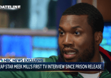 WATCH: Meek Mill on 'NBC Nightly News'