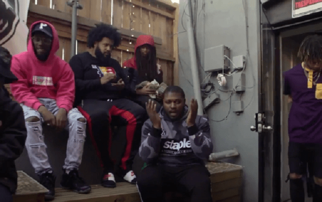 B-Jay Banks – Green Thoughts (Video)