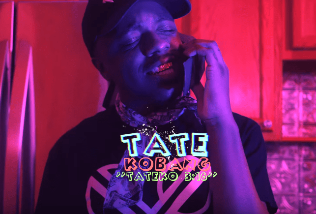 Tate Kobang – Tateko 3:16 (Video)