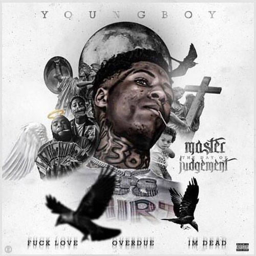 NBA Youngboy – 'Master The Day Of Judgement' Mixtape