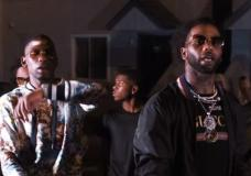 "Hoodrich Pablo Juan & BlocBoy JB ""Off The Rip"" (Video)"