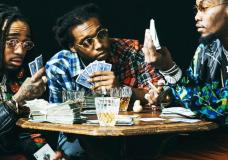 "Migos Feat. Future, Young Thug & Hoodrich Pablo Juan – ""Drip (Remix)"""