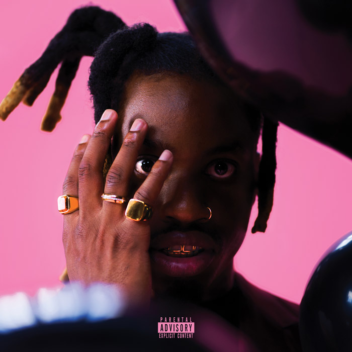 "Denzel Curry Feat. GoldLink & Twelve'len – ""13LACK 13ALLOONS"""