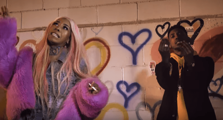 "Ras Nebyu Feat. Rico Nasty – ""Thirsty Packman"" (Video)"