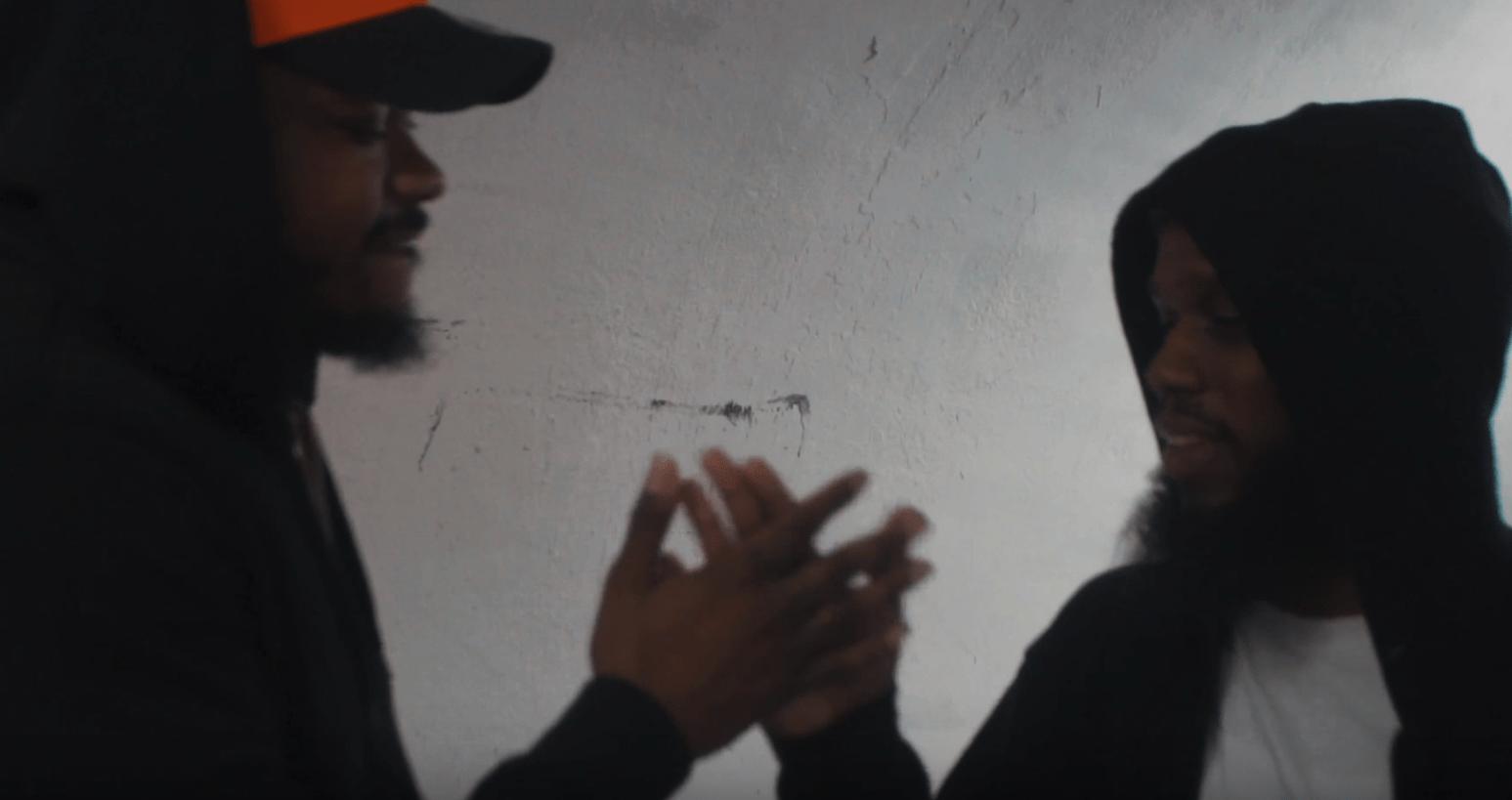 G'Town Wayne & Don King – Goin Hard (Freestyle) (Video)
