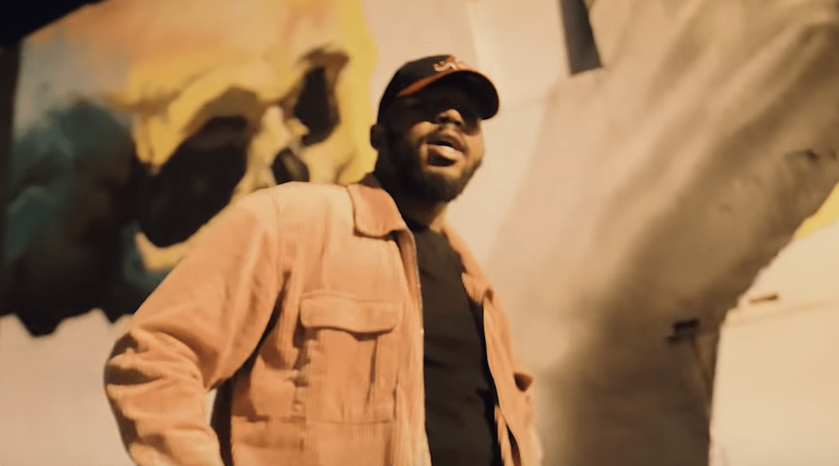 Quentin Miller – Road Less Traveled… (Video)