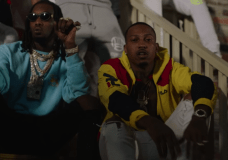 "Trouble Feat. Offset – ""Kesha Dem"" (Remix) (Video)"