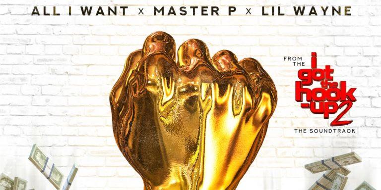 "Master P & Lil Wayne – ""What I Want"""