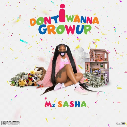 NEW MUSIC: MzSasha – 'I Don't Wanna Grow Up' (Stream)
