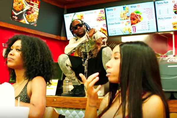 """2 Chainz – """"Hot Wings"""" (Video)"""