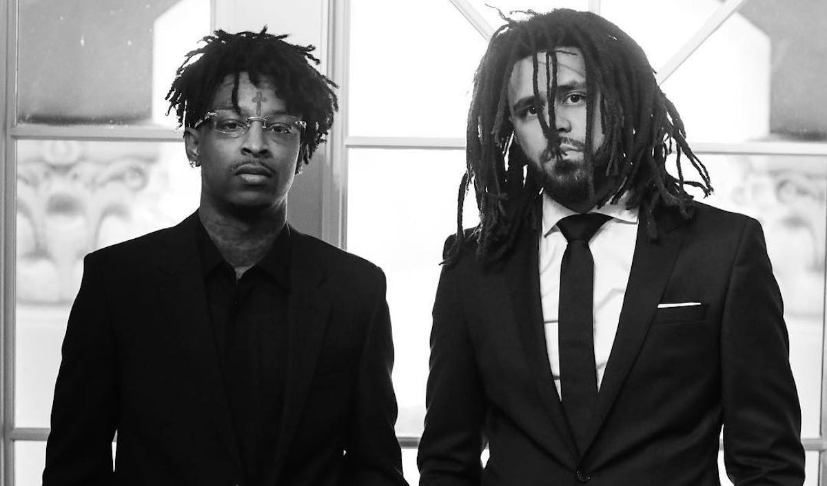 """21 Savage Feat. J. Cole – """"a lot"""" (Video)"""
