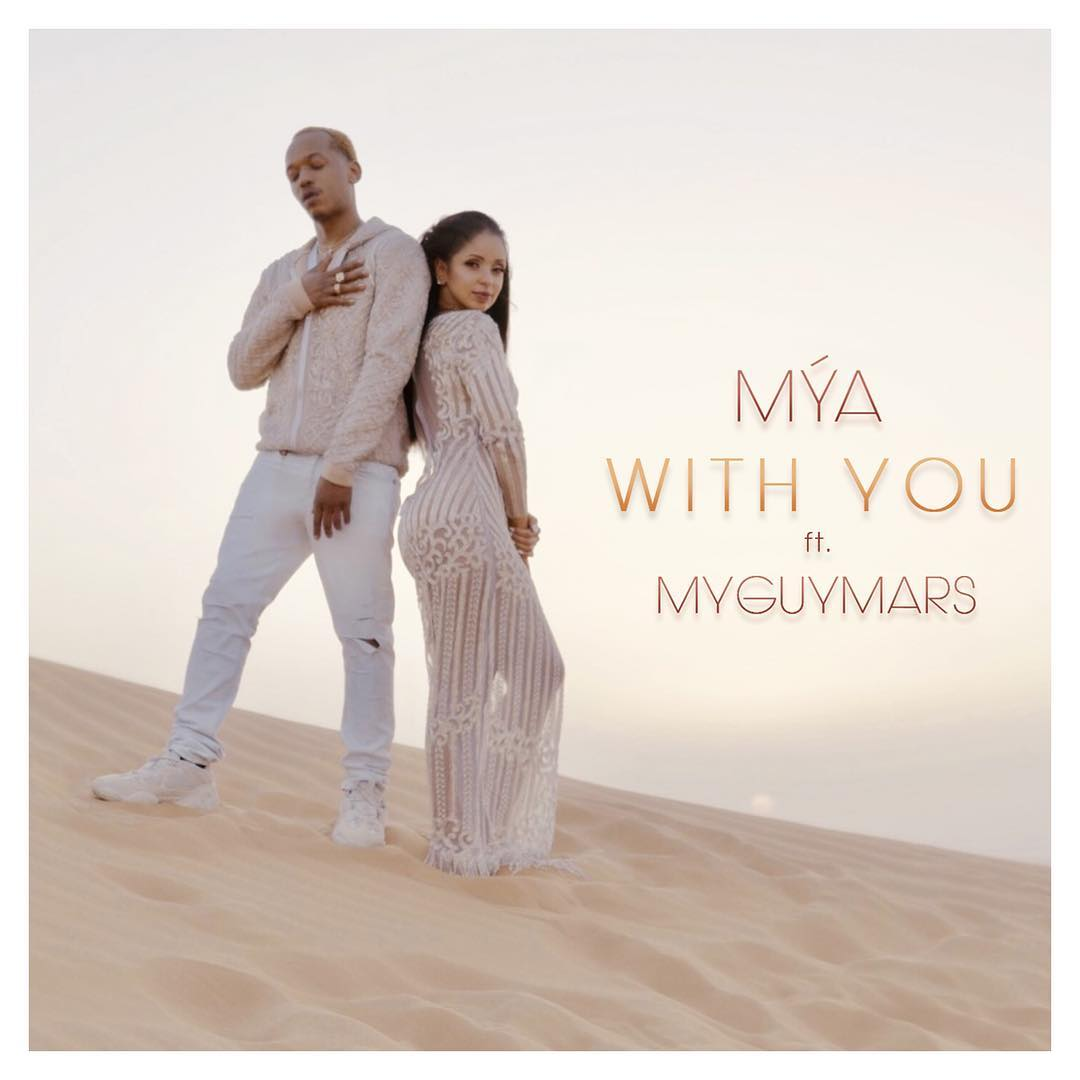"""Mýa – """"With You"""" (Video)"""