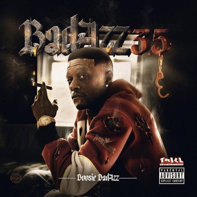 Boosie Badazz – 'Badazz 3.5' (Stream)