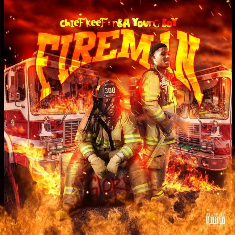 """Chief Keef Feat. NBA YoungBoy – """"Fireman"""""""
