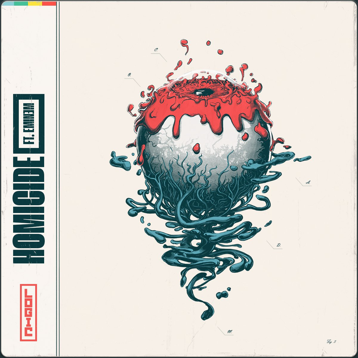 "Logic Feat. Eminem – ""Homicide"""