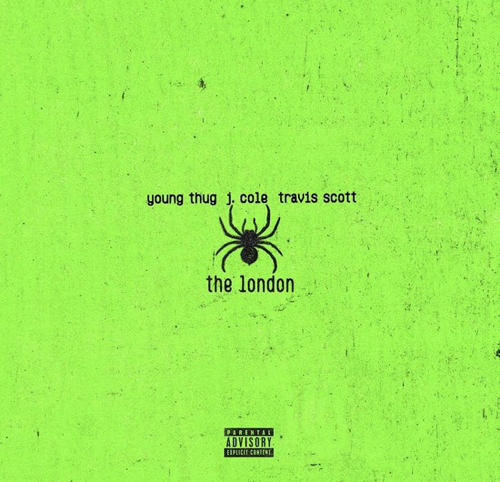"""Young Thug Feat. J. Cole & Travis Scott – """"The London"""""""