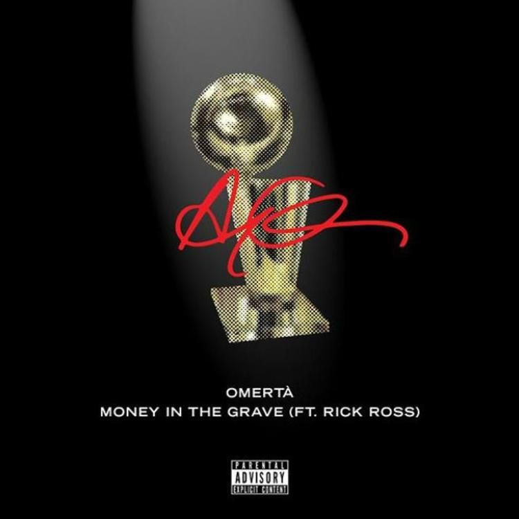 """Drake – """"Omerta"""" & """"Money In The Grave"""" Feat. Rick Ross"""