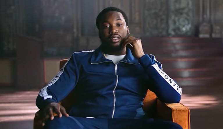 Meek Mill's 'Free Meek' Documentary Trailer