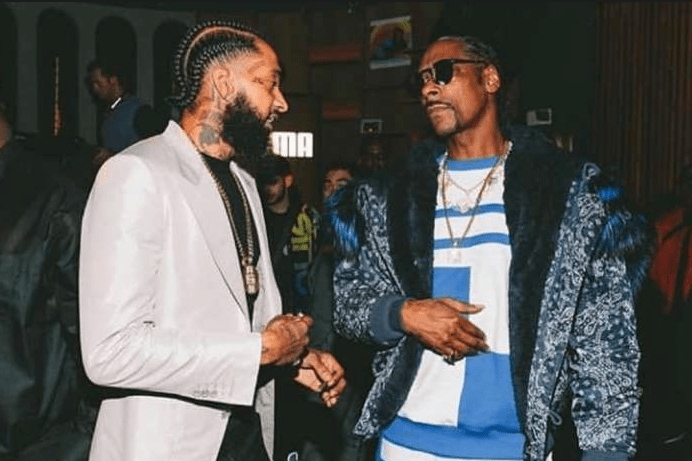 Nipsey Hussle Was Supposed To Play Snoop Dogg In Tupac Biopic