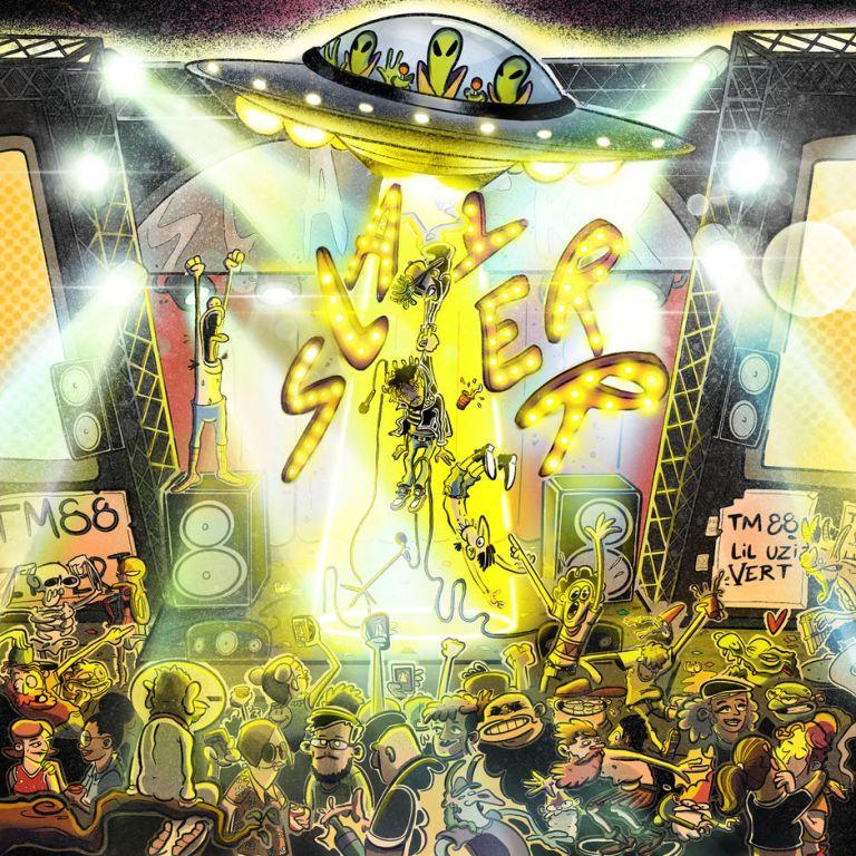 """TM88 Feat. Lil Uzi Vert – """"Slayerr"""""""