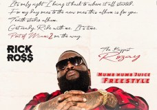"Rick Ross – ""Numb Numb Juice"" (Remix)"