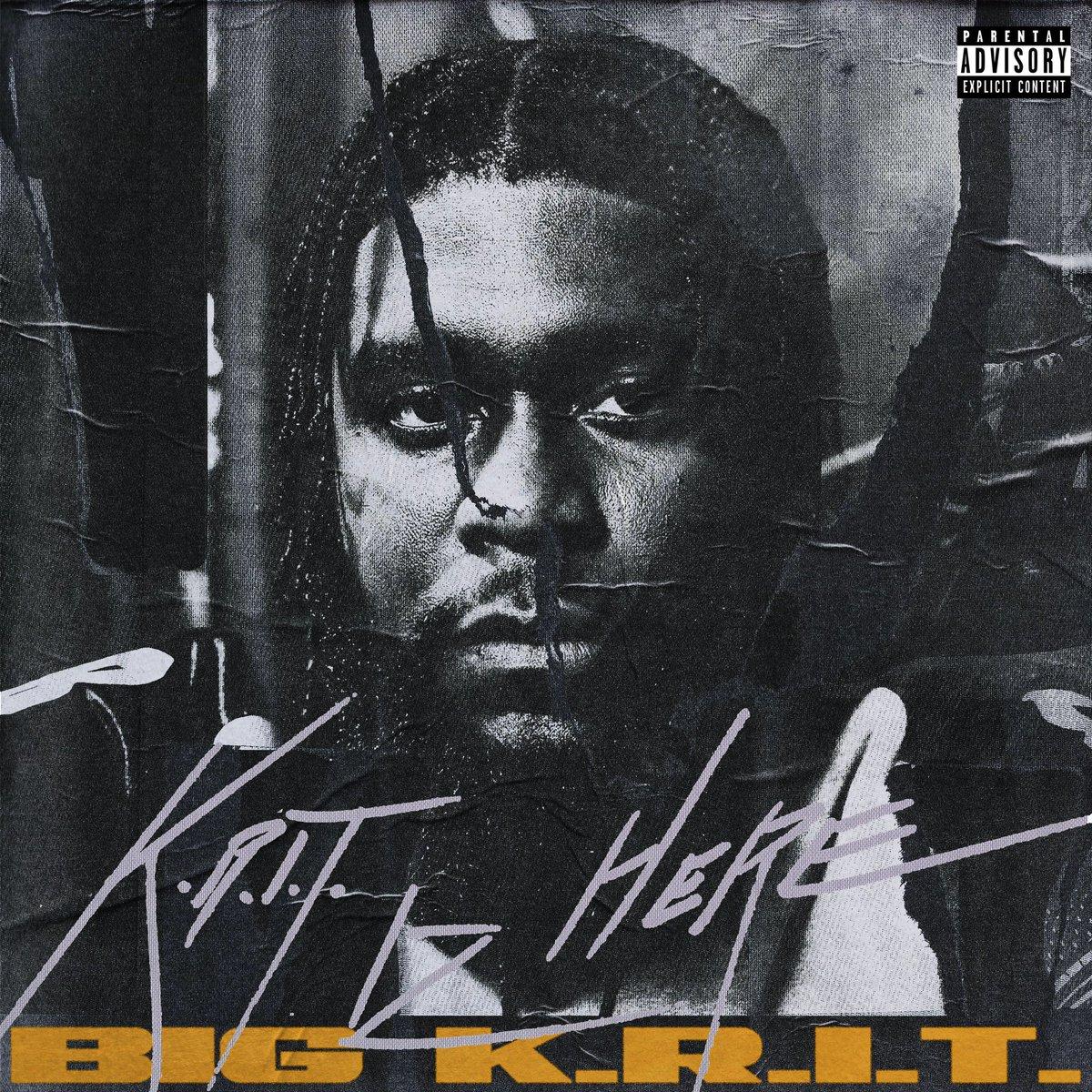 Big K.R.I.T. – 'K.R.I.T. Iz Here' (Stream)