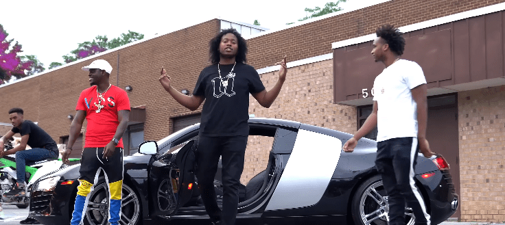 "Noochie Feat. BDR & Oneway Ricky – ""3PC Fried Hard"""