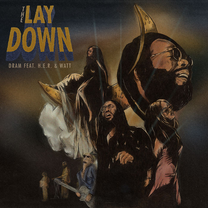 "DRAM Feat. H.E.R. & Watt – ""The Lay Down"" (Video)"
