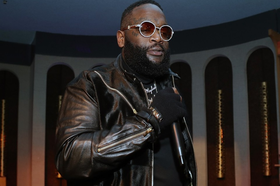 Rick Ross Announces 'Port Of Miami 2' Tour