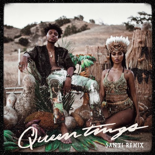 "Masego Feat. Santi – ""Queen Tings (Remix)"""