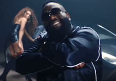 "Rick Ross – ""Turnpike Ike"" (Video)"