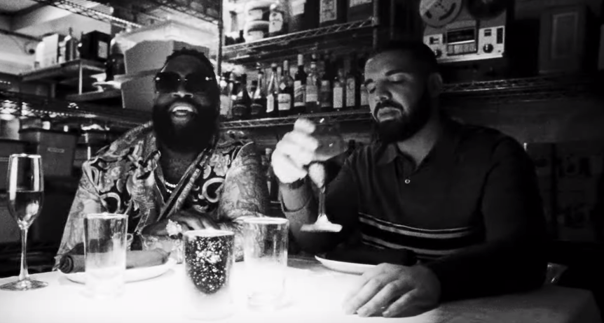 """Drake Feat. Rick Ross – """"Money In The Grave"""" (Video)"""