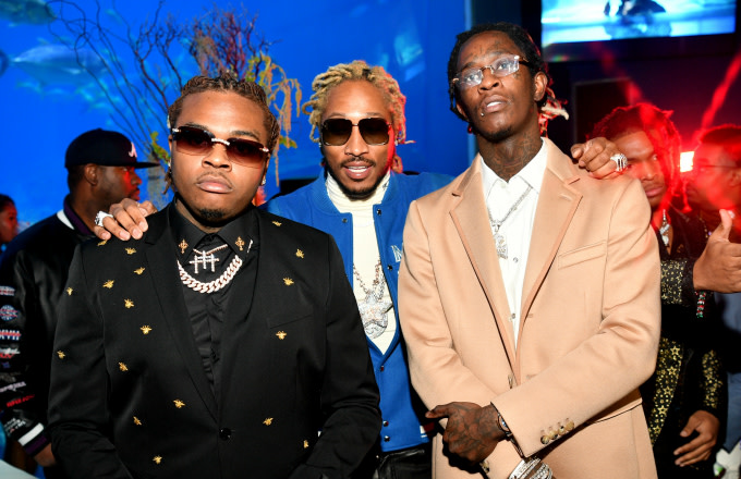 Future, Young Thug, Lil Baby & Gunna Announce 'Super Slimey 2' Project
