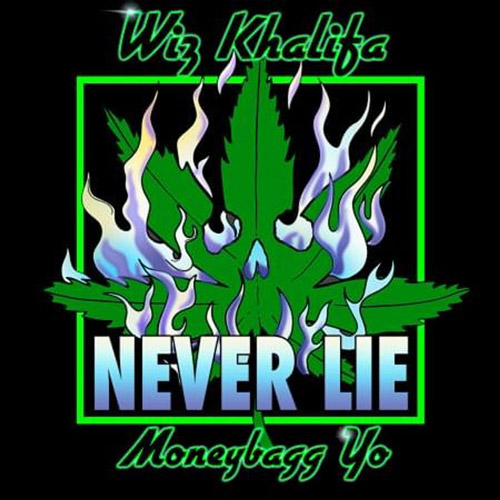 "Wiz Khalifa & Moneybagg Yo – ""Never Lie"""